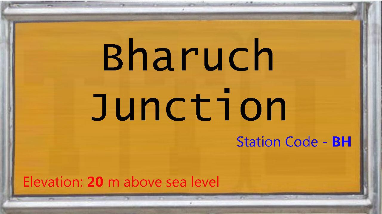 Bharuch Junction