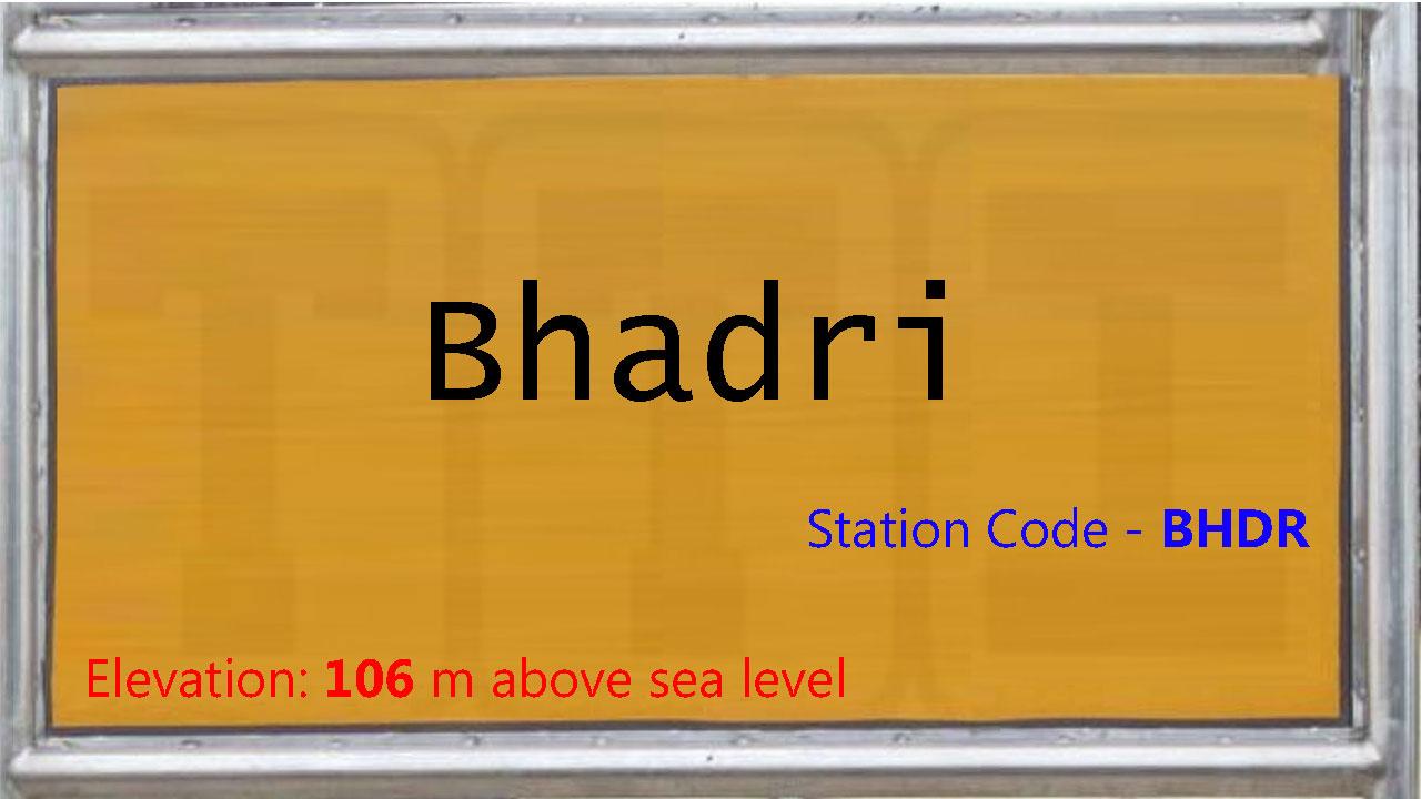 Bhadri