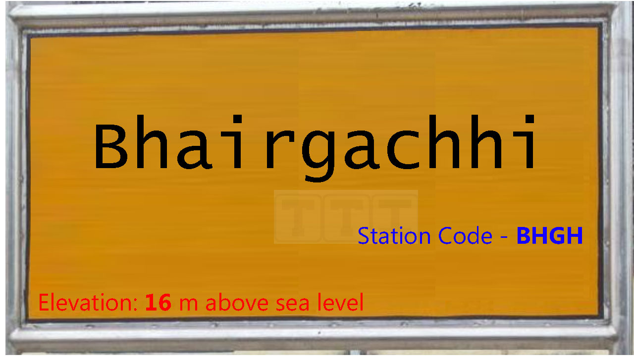 Bhairgachhi