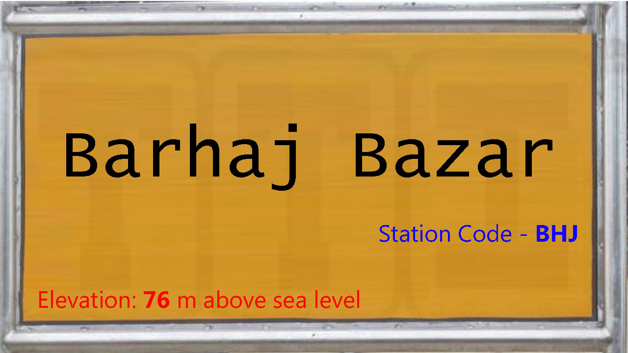 Barhaj Bazar