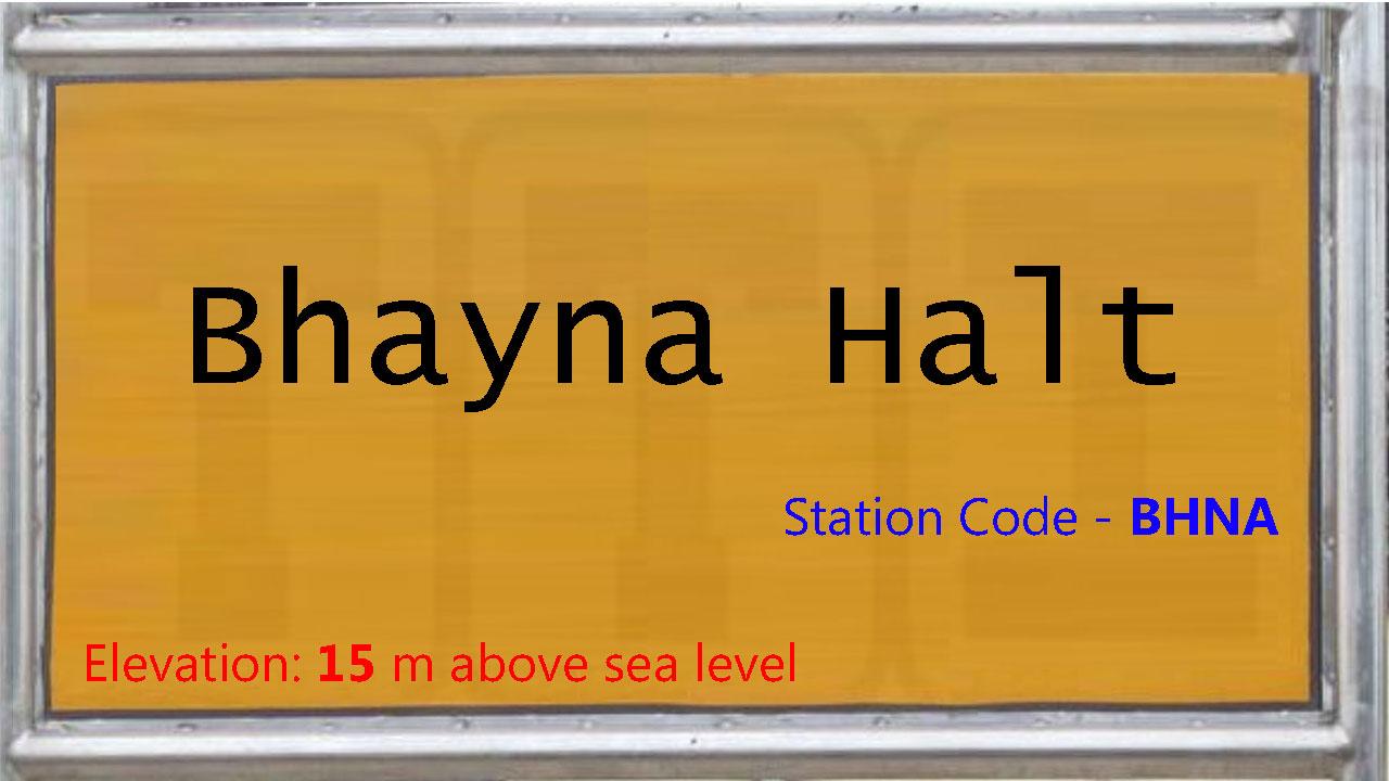 Bhayna