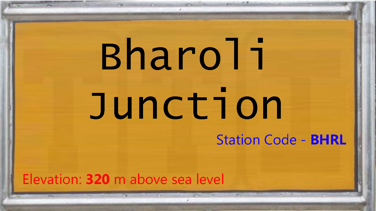 Bharoli Junction