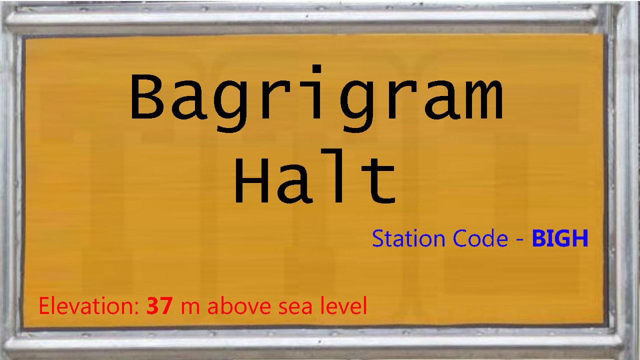 Bagrigram Halt