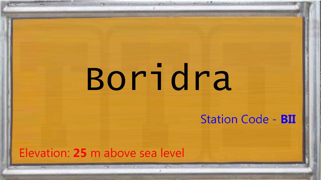 Boridra