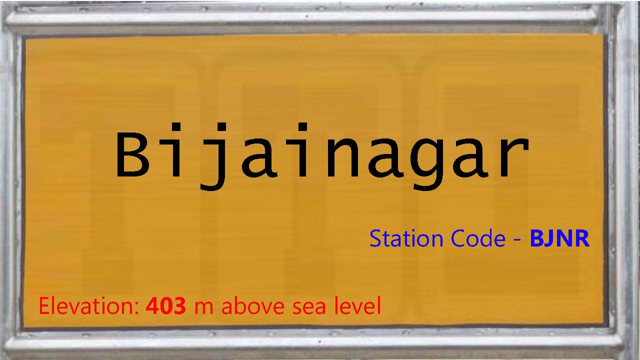Bijainagar