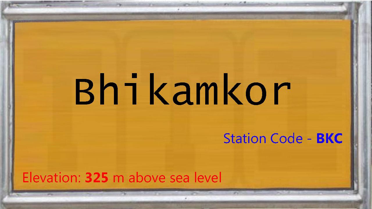 Bhikamkor