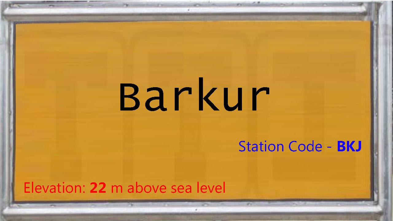 Barkur