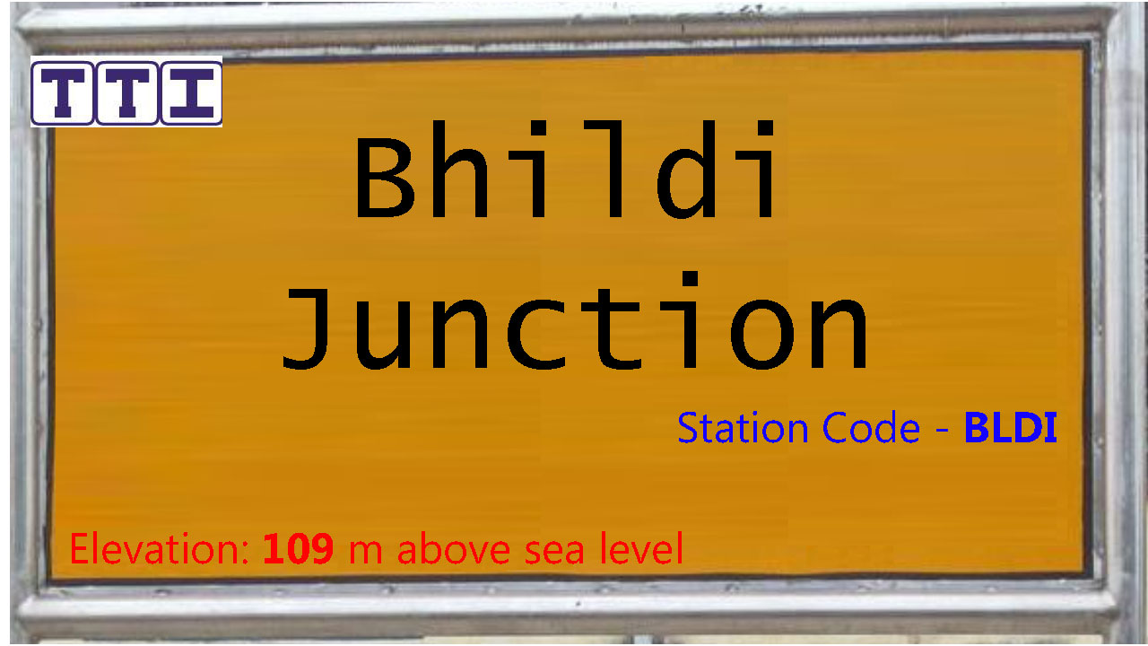 Bhildi Junction