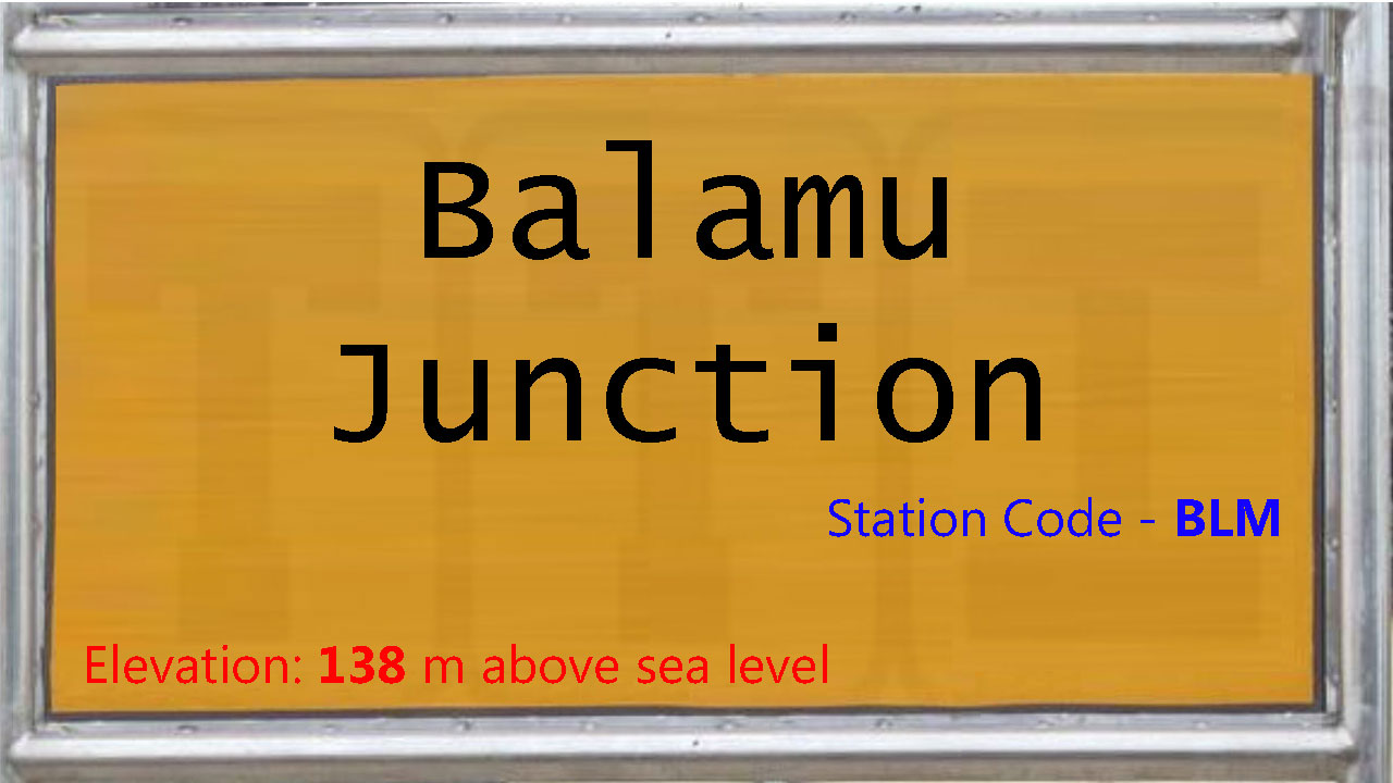 Balamu Junction