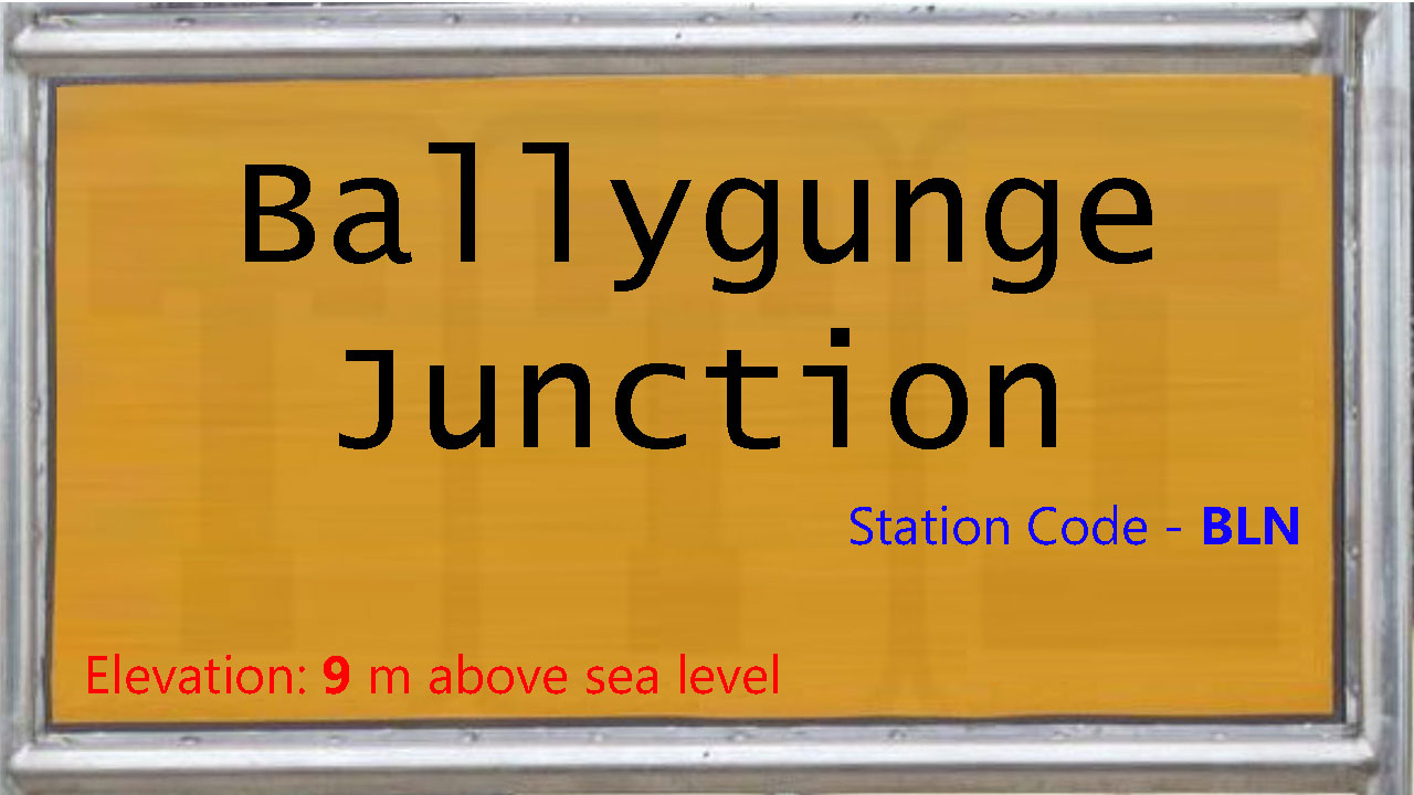 Ballygunge Junction
