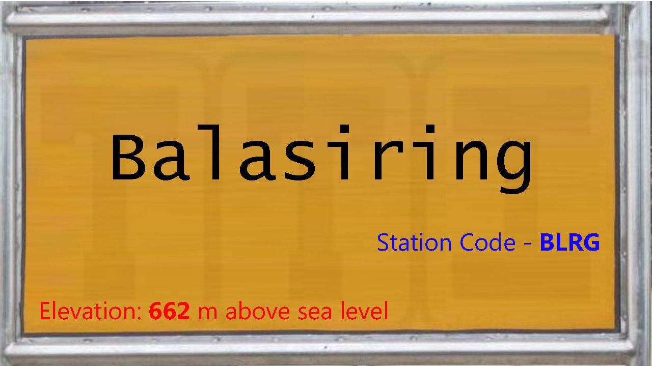 Balasiring