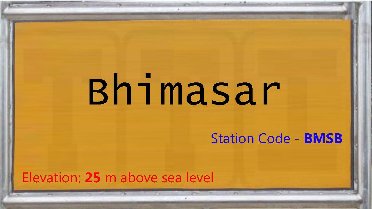 Bhimasar
