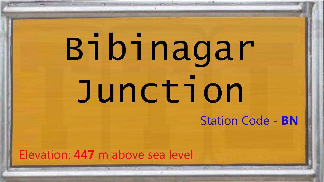 Bibinagar Junction