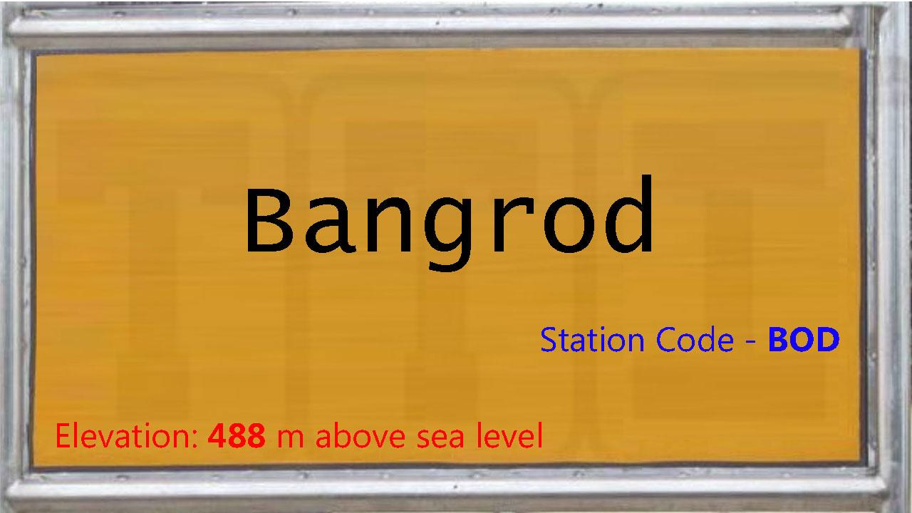 Bangrod