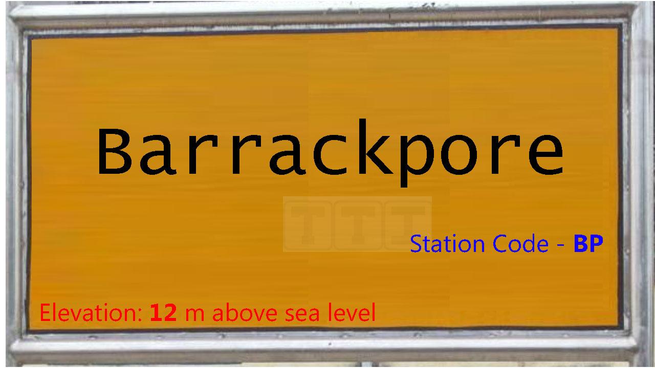 Barrackpore