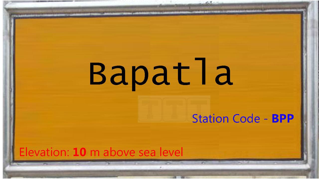 Bapatla
