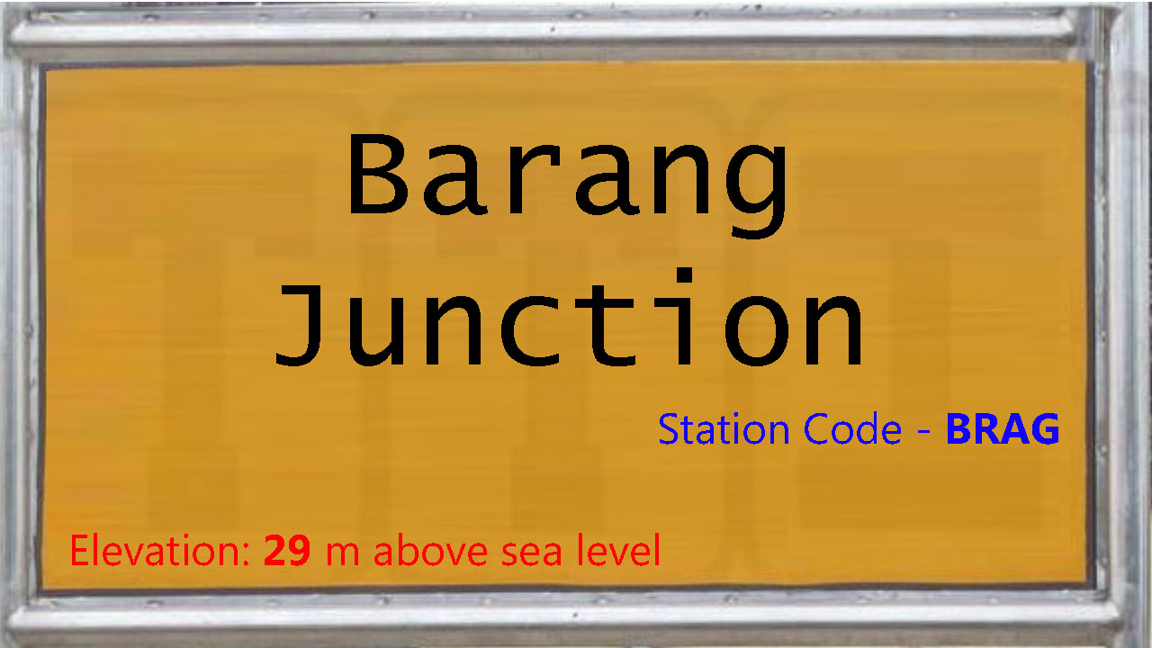 Barang Junction