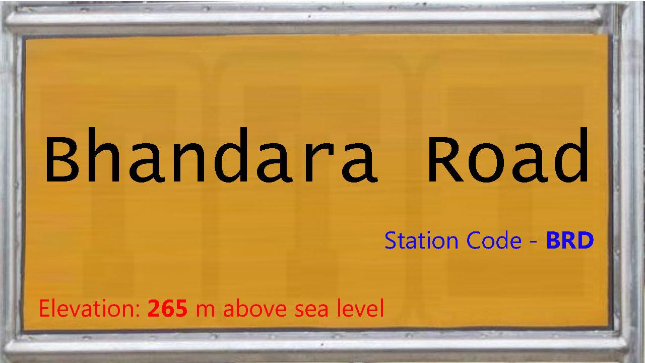 Bhandara Road