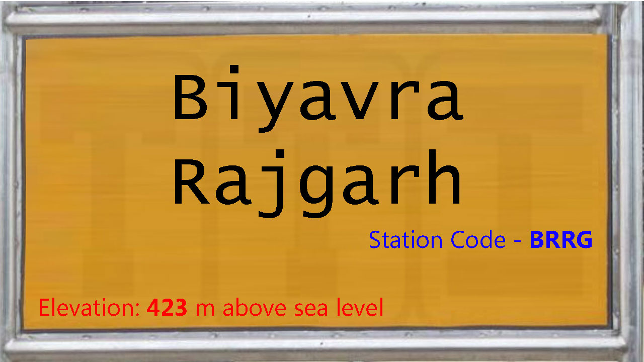 Biyavra Rajgarh