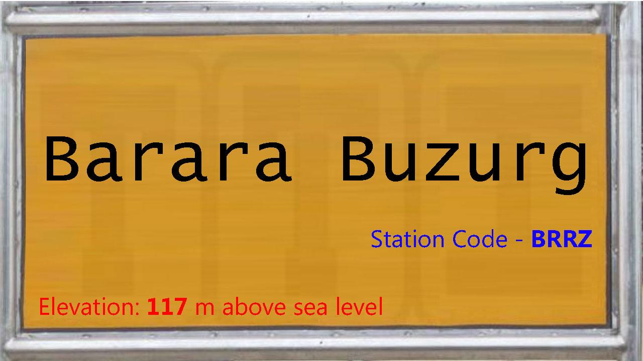 Barara Buzurg