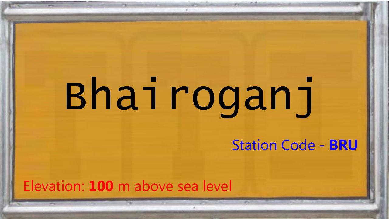 Bhairoganj