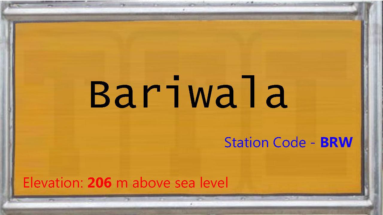 Bariwala
