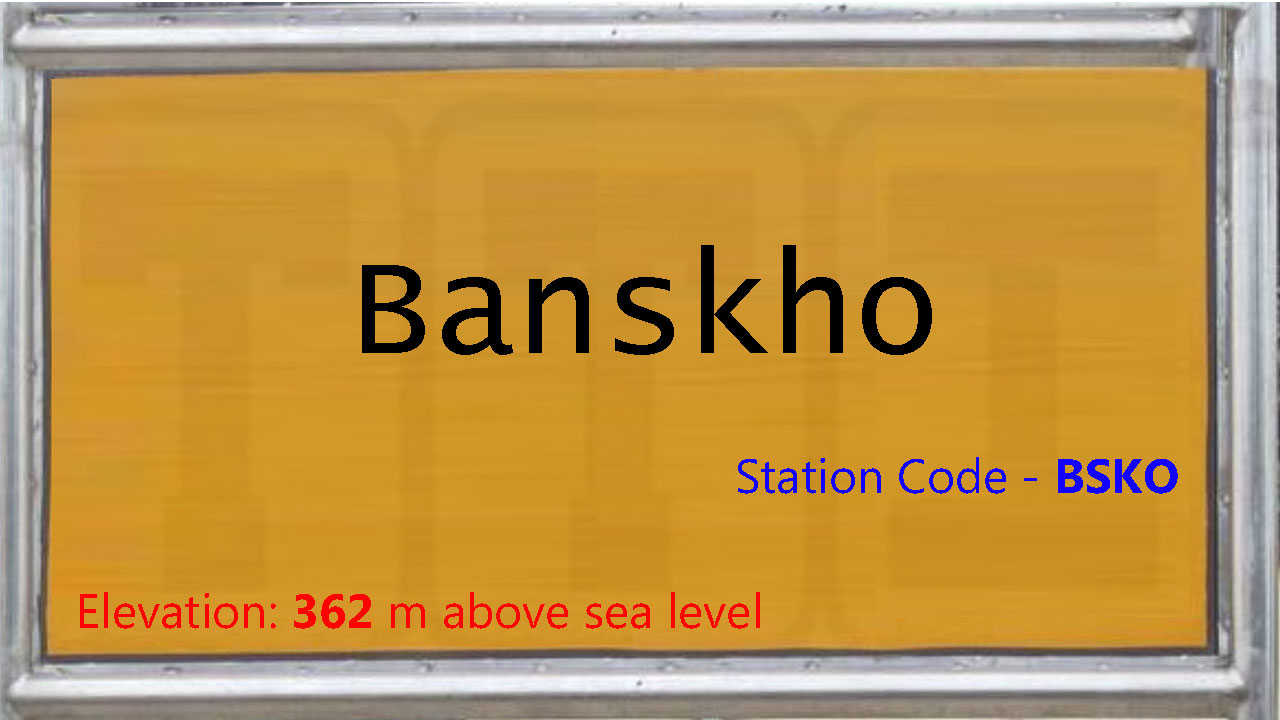 Banskho