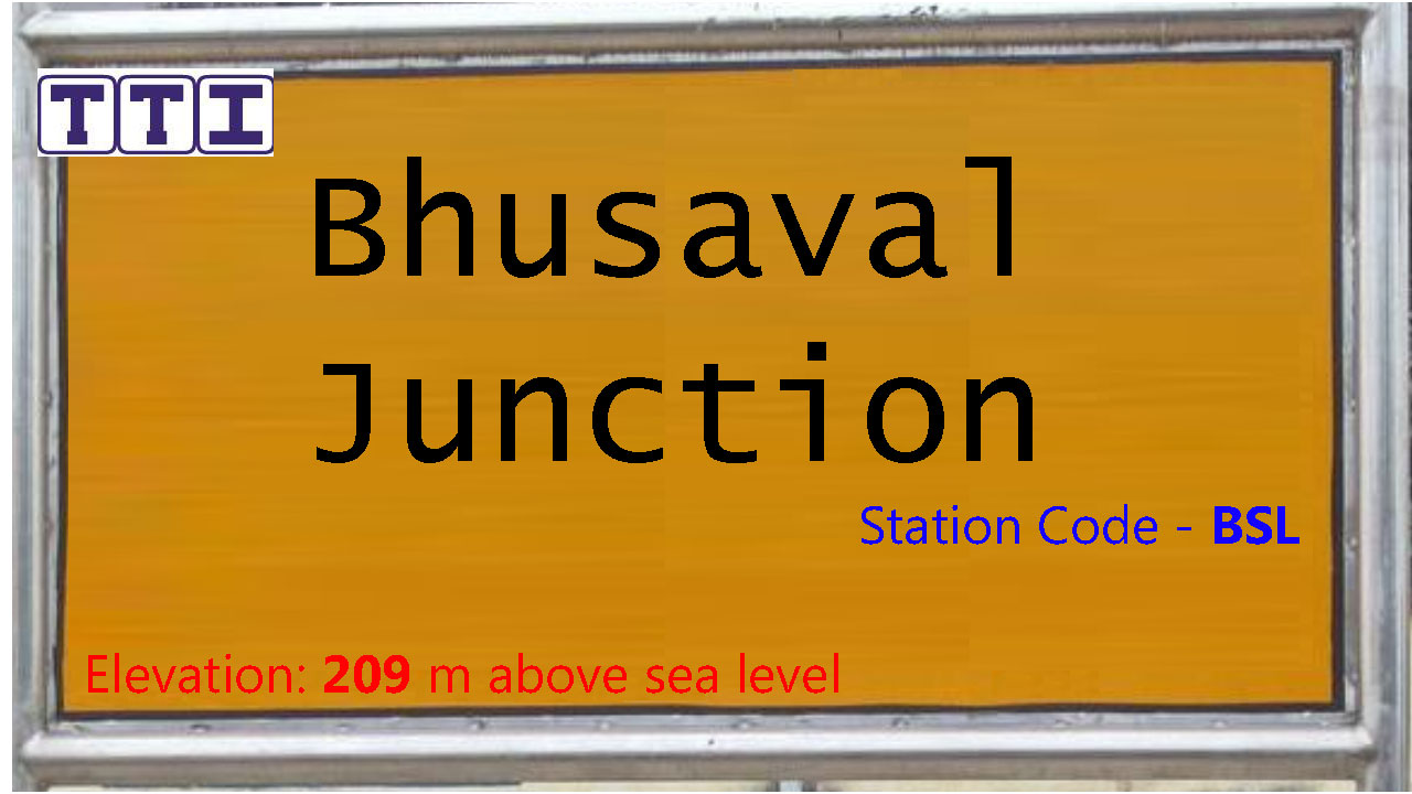 Bhusaval Junction