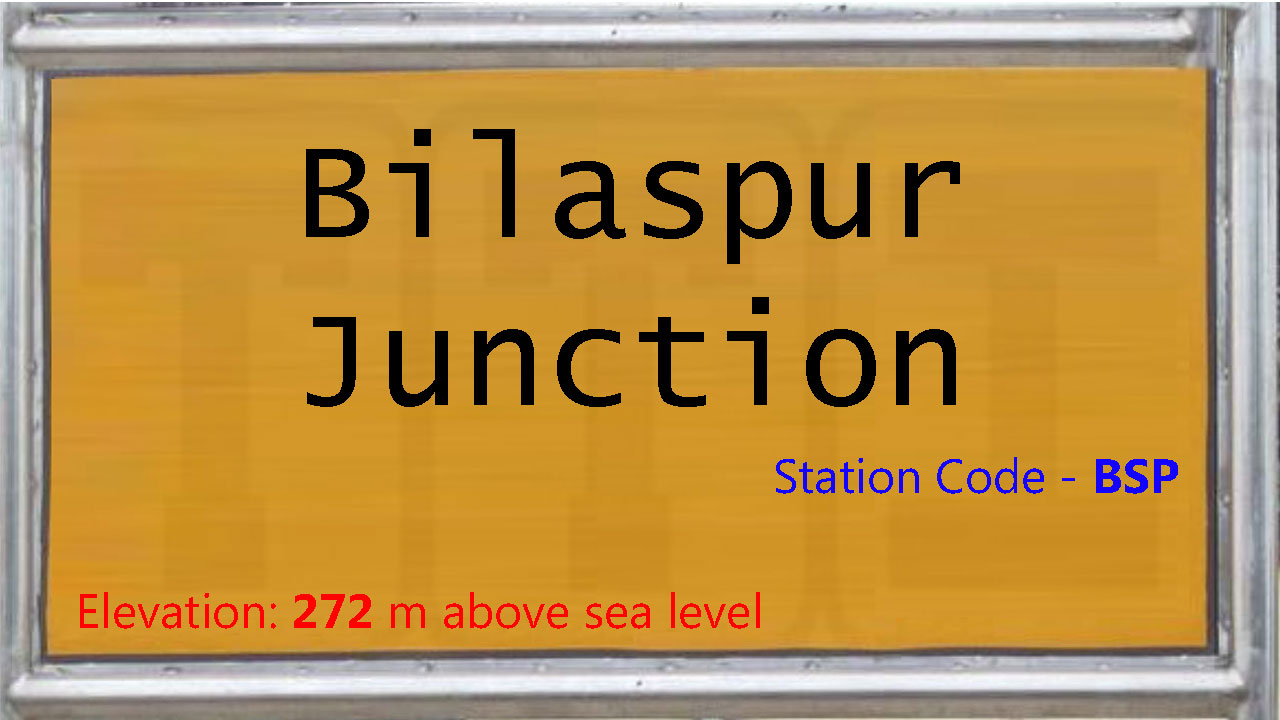 Bilaspur Junction
