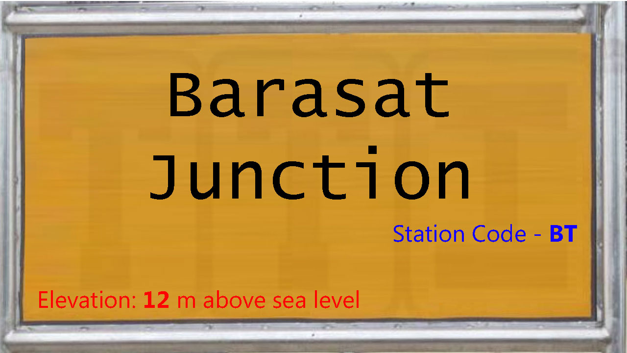 Barasat Junction