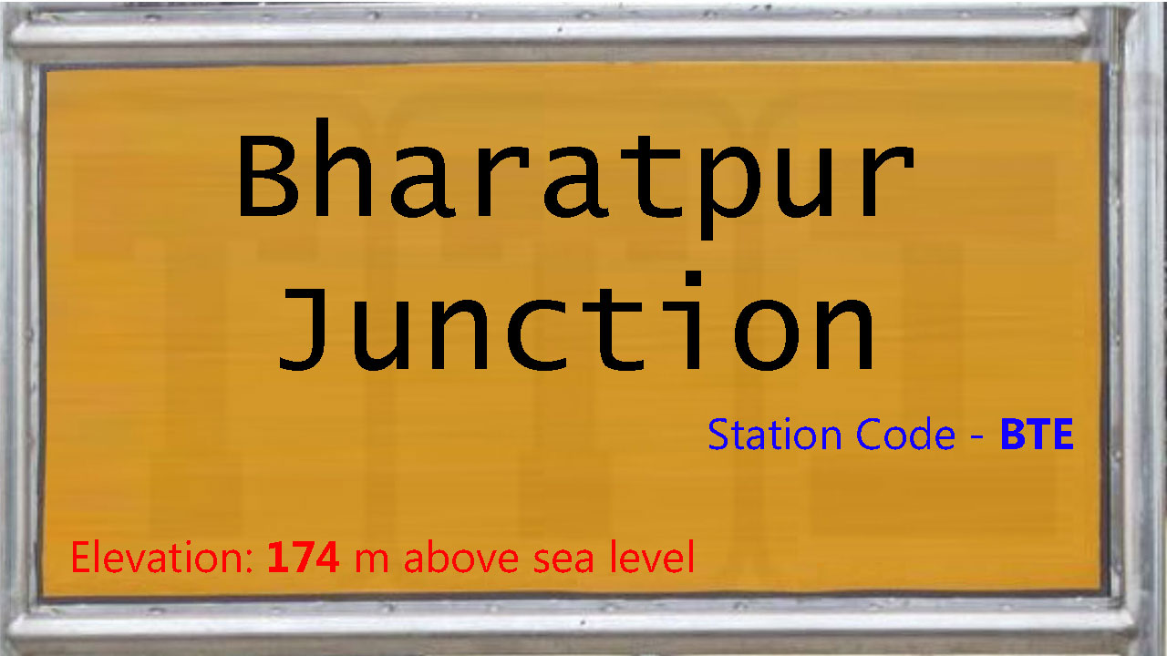 Bharatpur Junction