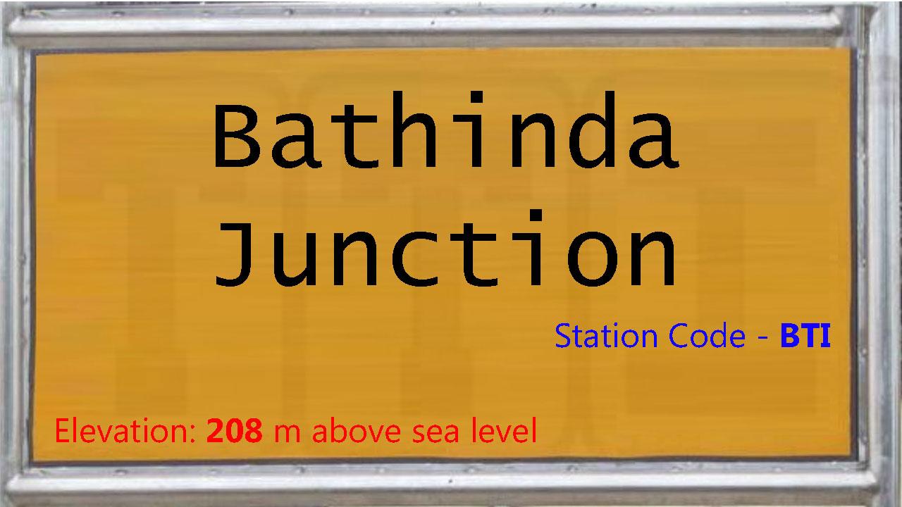 Bathinda Junction