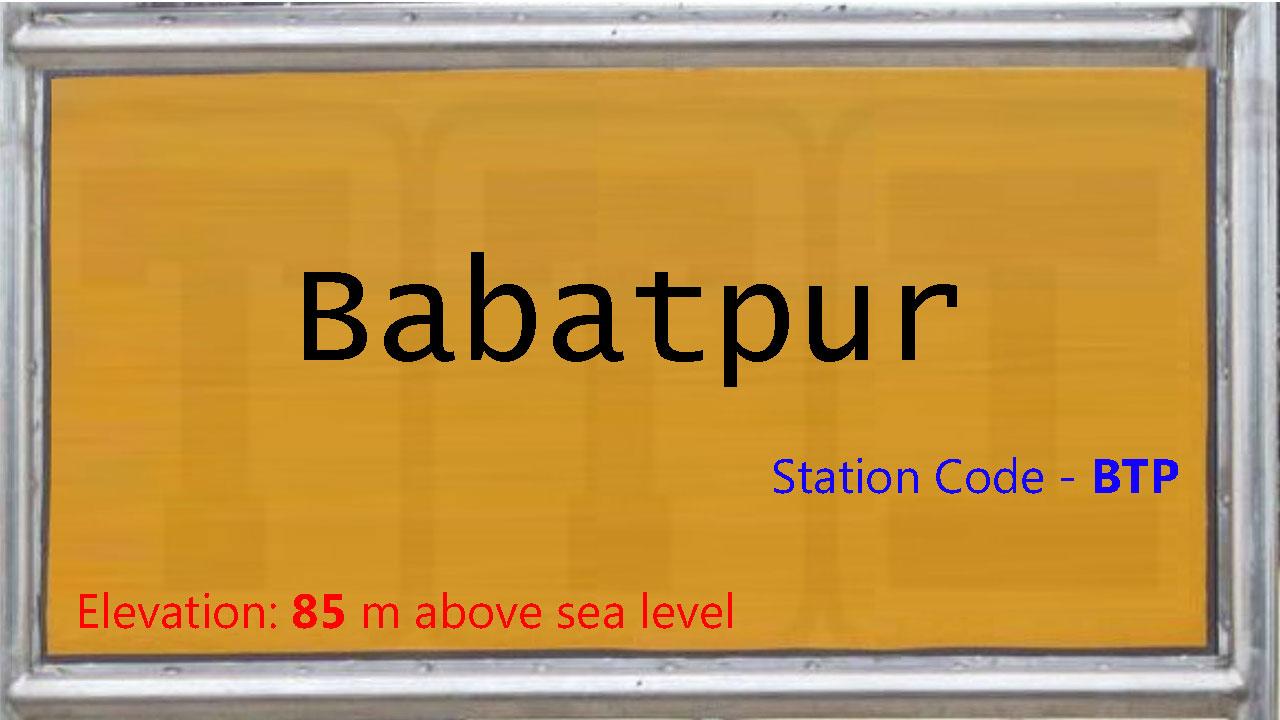 Babatpur