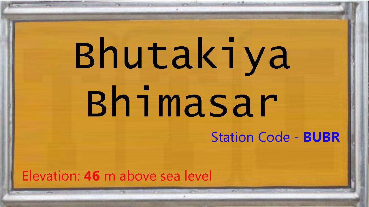 Bhutakiya Bhimasar