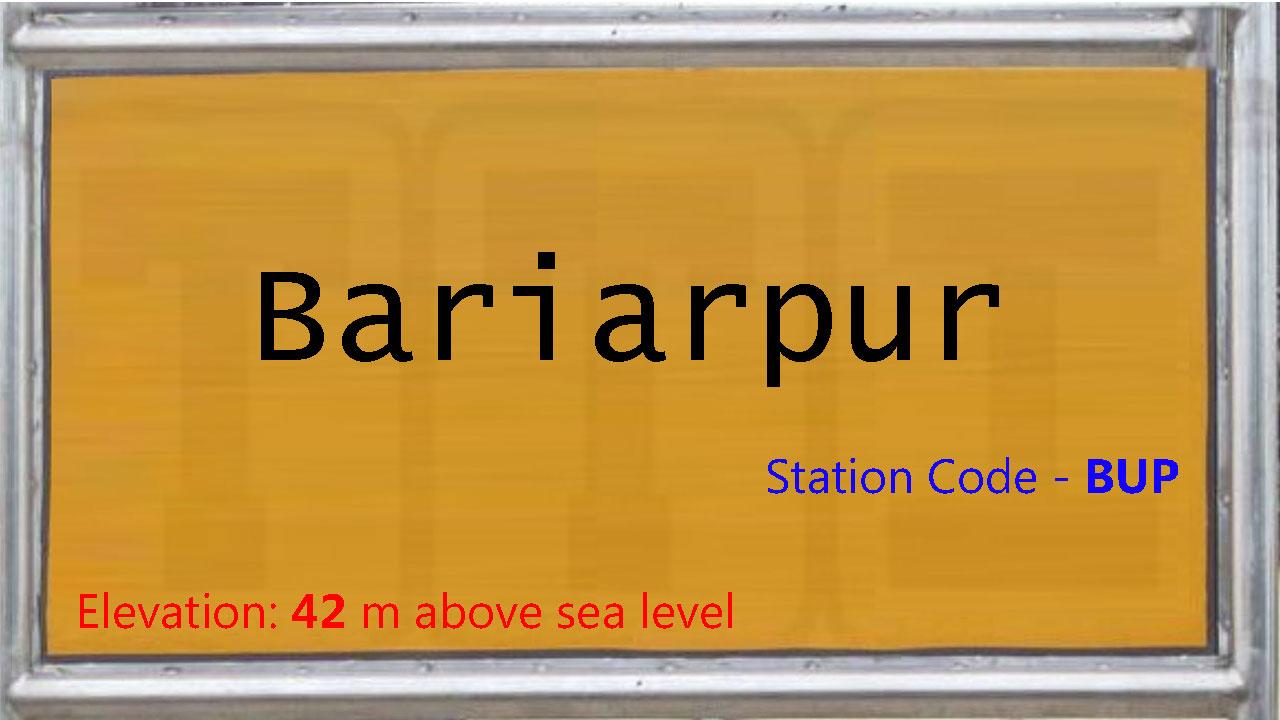 Bariarpur