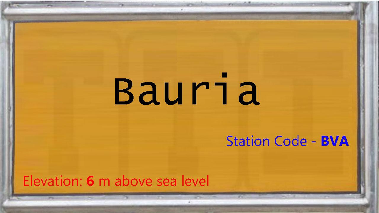 Bauria