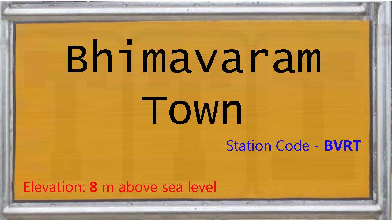 Bhimavaram Town