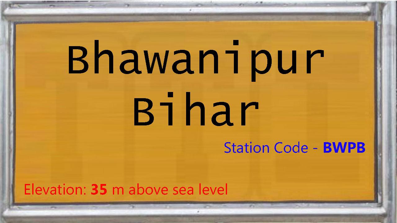 Bhawanipur Bihar