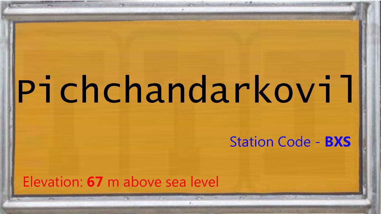 Pichchandarkovil