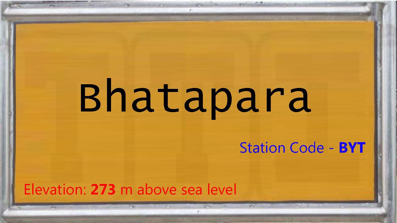 Bhatapara