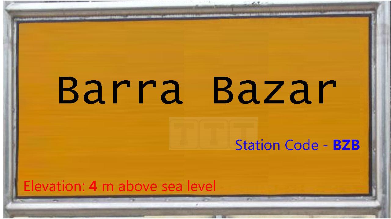 Barra Bazar