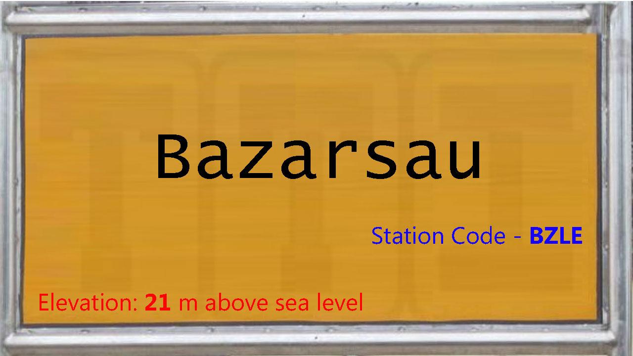Bazarsau