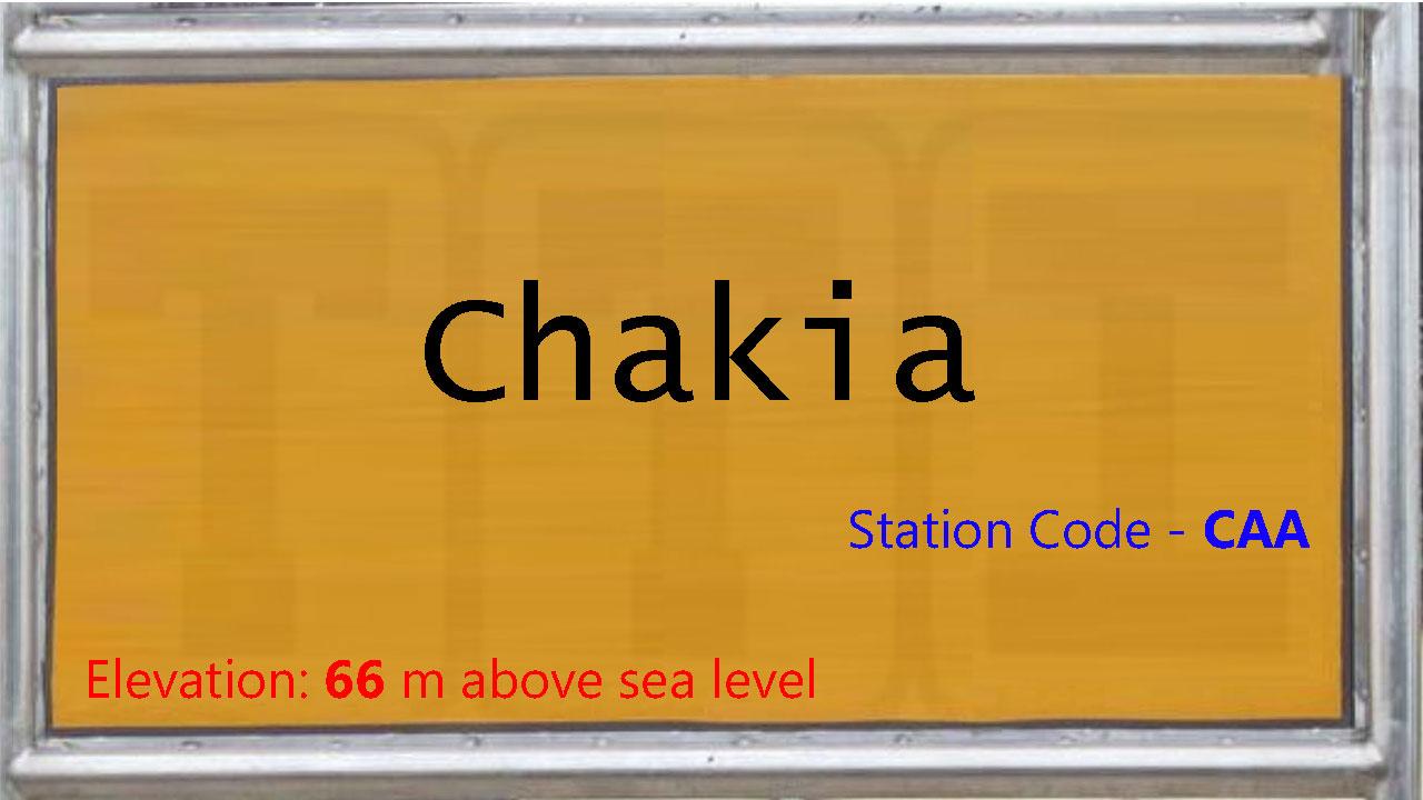 Chakia
