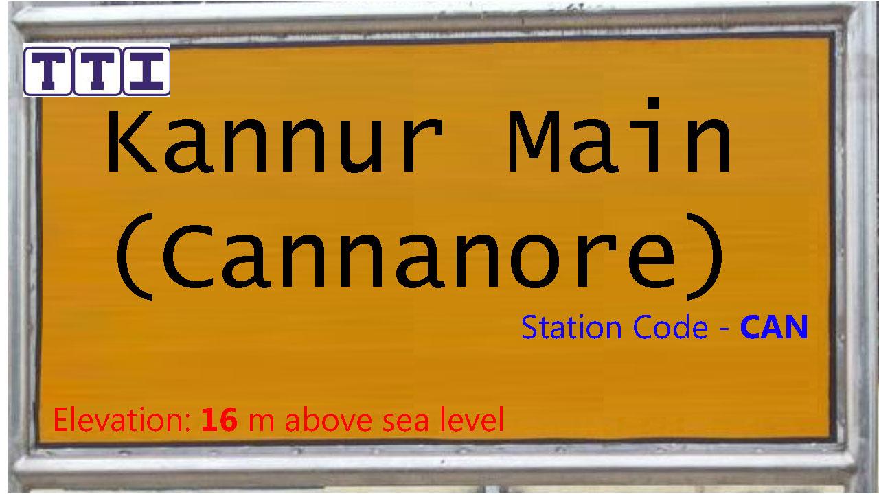 Kannur Main