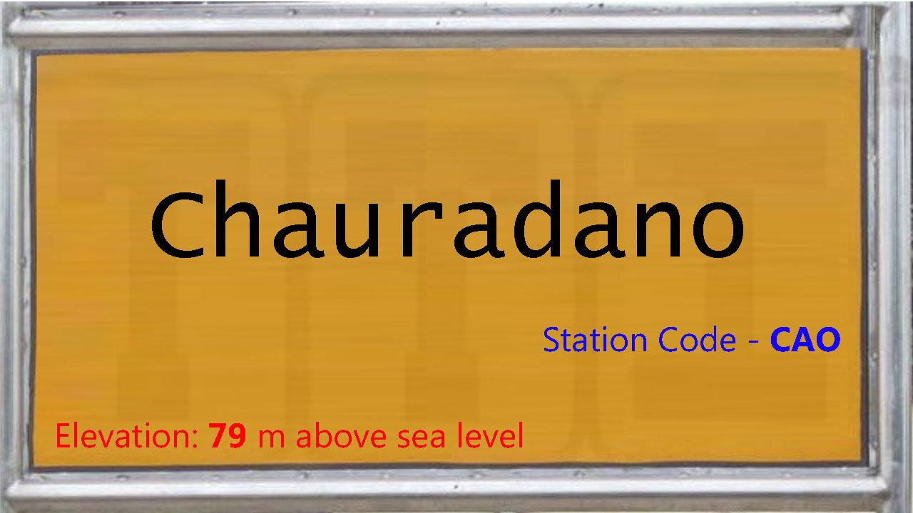 Chauradano