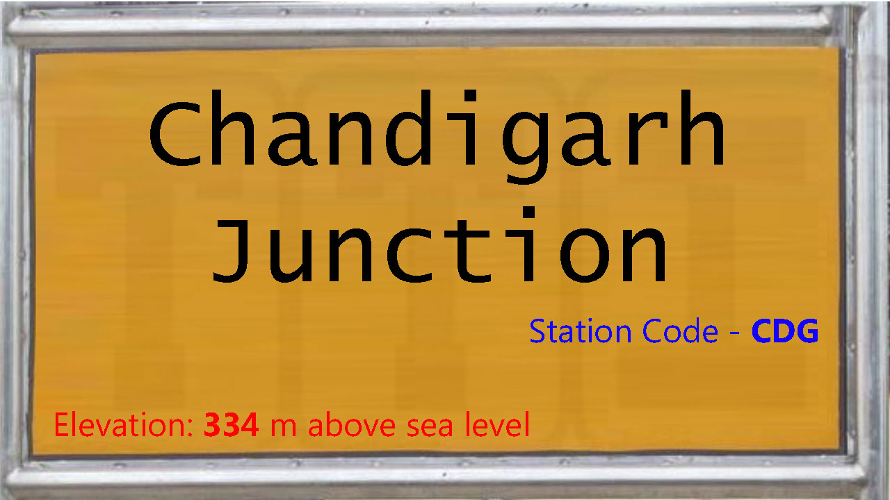 Chandigarh Junction