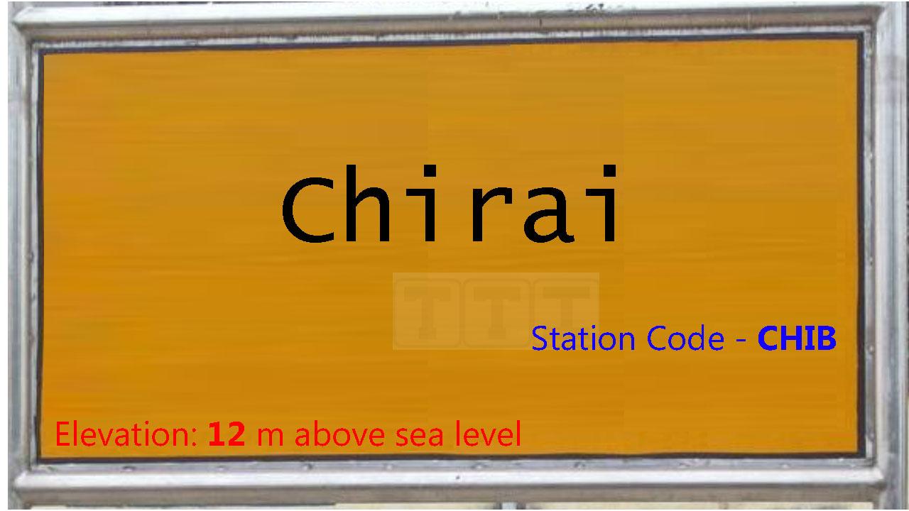 Chirai