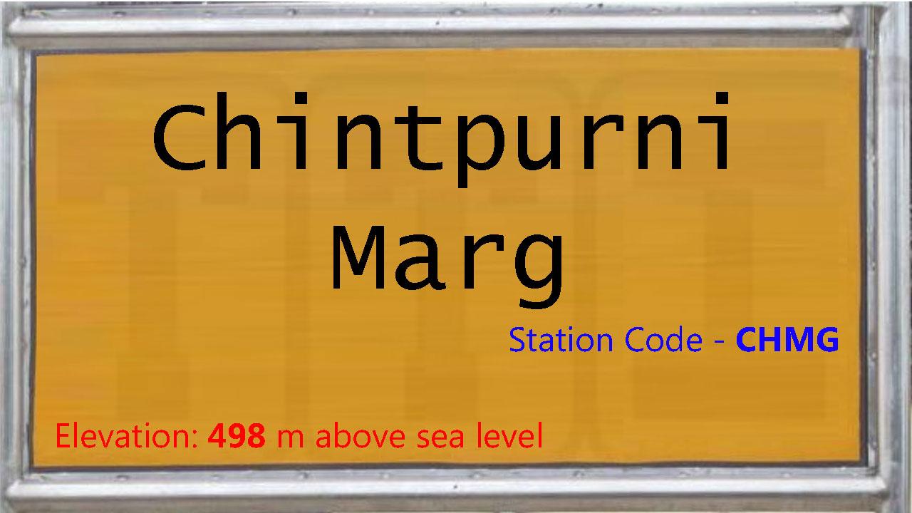 Chintpurni Marg