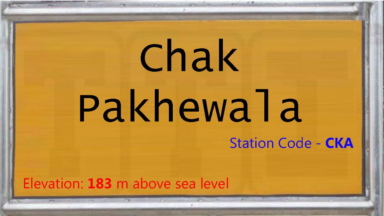 Chak Pakhewala
