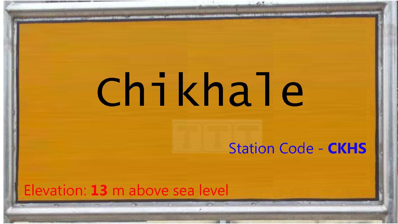 Chikhale